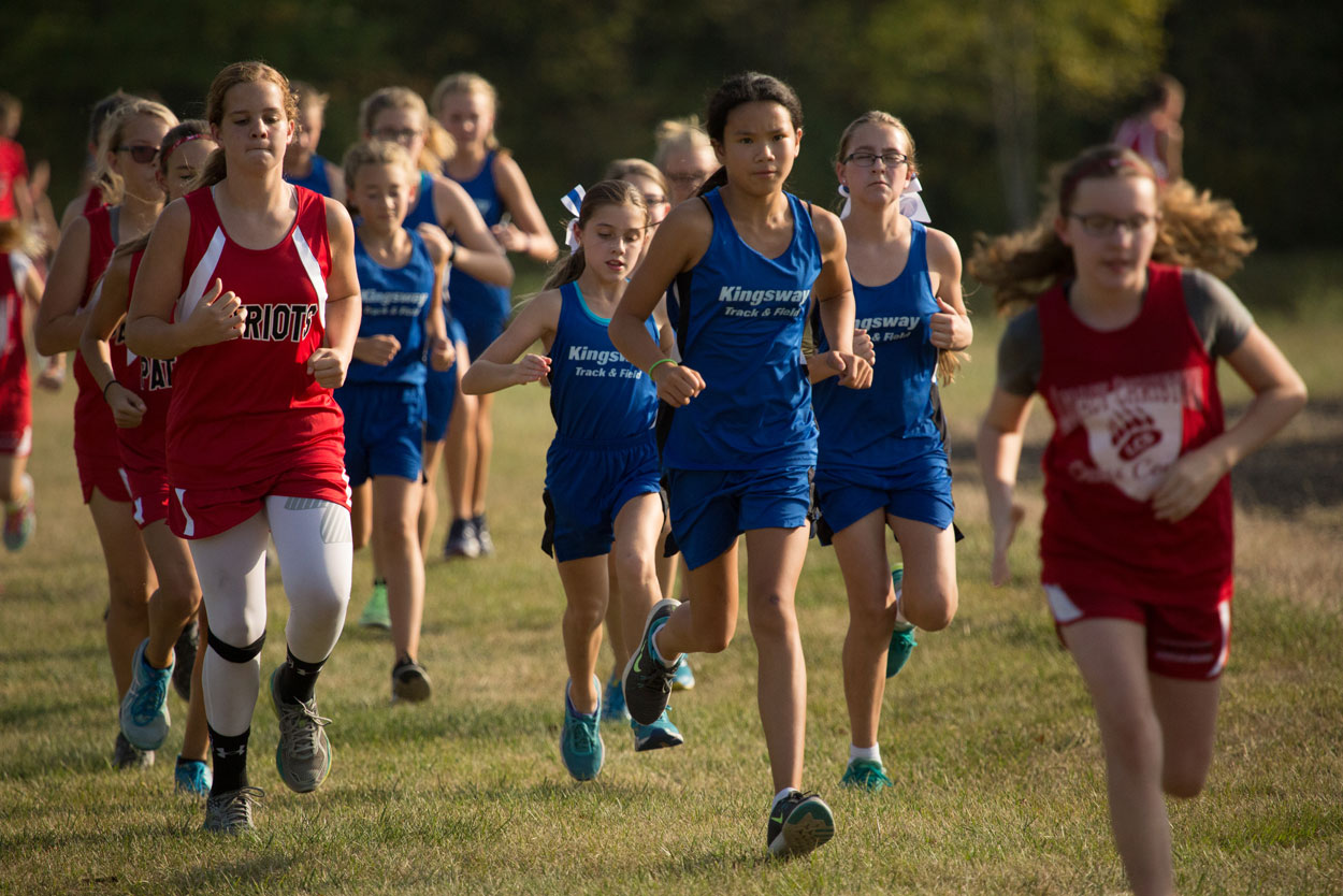 Cross Country – CoEd Middle School