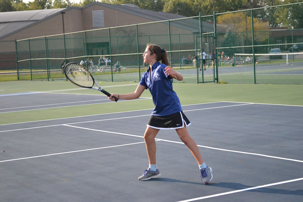 Tennis – CoEd Middle School