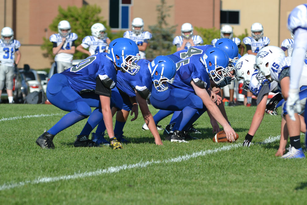 Football – Boys Middle School